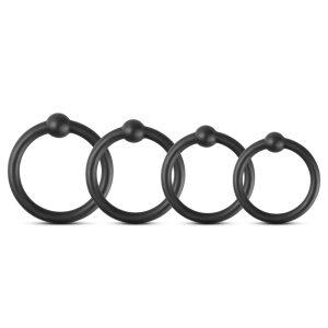 Ensemble d'anneaux pénis