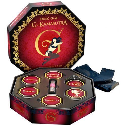 Jeu érotique pour adulte G Kamasutra