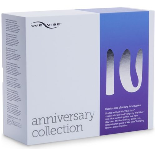 We-Vibe collection anniversaire We-Vibe Sync et We-Vibe Tango