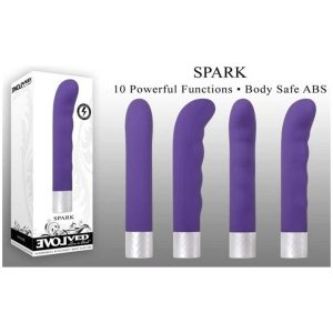 Vibrateur Turbo Boost Spark point G